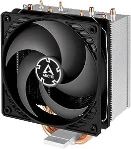 Arctic Freezer 34 Co Tower Prozessorkühler Mit Computer Zubehör