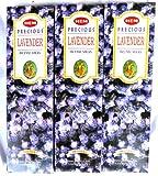Sparset Räucherstäbchen 3x100 Stück=300 HEM Lavendel lavender