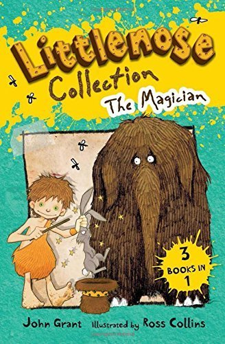 Littlenose Collection: The Magician by John Grant (2014-07-31)