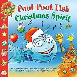 Pout-Pout Fish: Christmas Spirit (A Pout-Pout Fish Paperback ...