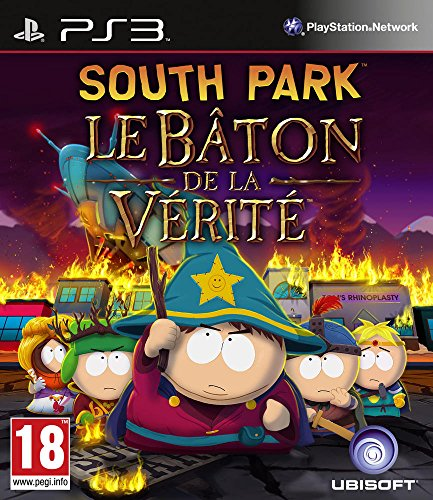 South Park: Der Stab der Wahrheit [Französisch Import] (Spiel in Deutsch)