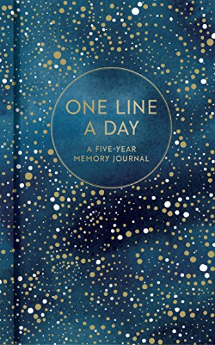 one-line-a-day-celestial-a-five-year-memory-journal-journals