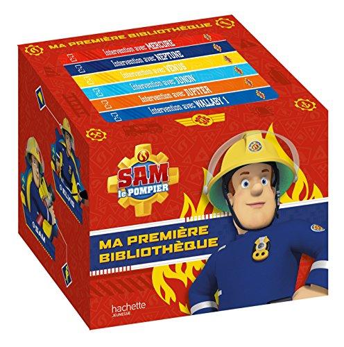 Sam le pompier - Ma première bibliothèque par Collectif