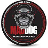 Cera Barba e Capelli Opaca. Mad Dog