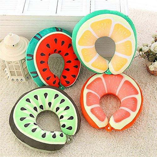 Global- Kreative Wassermelone Obst Simulation personalisierte Kissen Büro Mittagspause (Kreative Wassermelone)