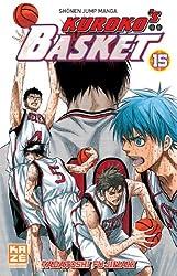 Kuroko's basket Vol.15