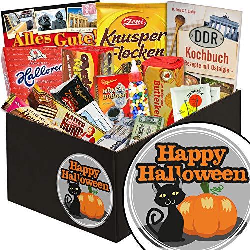 Happy Halloween | Suessigkeiten Korb | Happy Halloween Geschenke (Geschenk-körbe Halloween Für)