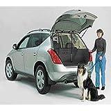 حاجز السيارة للحيوانات الأليفة بشبكة سلكية من ميدويست ، أسود، قطعة واحدة