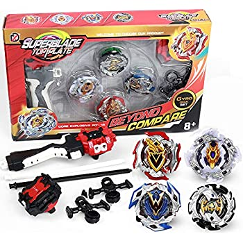Ballylelly /Épaississement dynamitage Gyro Jouet Disque De Combat Excitant Duel Spinning Gyro Stadium Arena pour Burst Gyro Jouets