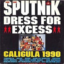 Sigue Sigue Sputnik - Dress For Excess - Parlophone - 064 7 48700 1, Parlophone - 7 48700 1