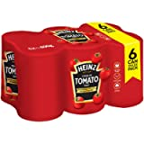 Heinz Cream of Tomato Soup Big Family, 6 x 400 g