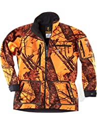 Veste de chasse Browning Hell's Canyon Odorsmart Orange Blaze
