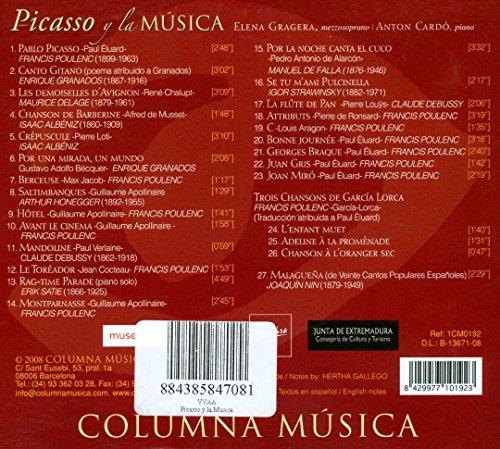 Picasso I la Música