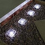 Solarbetriebene Design Garten Leuchten