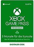 Xbox Game Pass | 3 Monate Mitgliedschaft | Xbox – Download Code