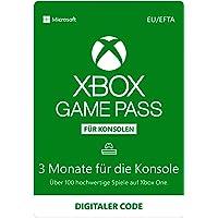 Xbox Game Pass | 3 Monate Mitgliedschaft |…