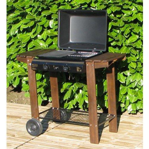 Barbecue Somagic QUEBEC au gaz S...