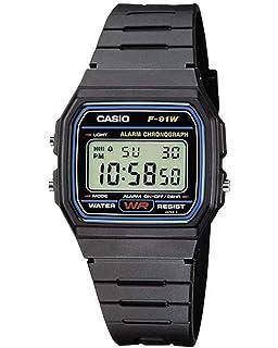Casio Herren Uhr mit Taschenrechner CA 53W 1: : Uhren