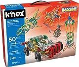 K'Nex - 34367 - Power And Play 50 Model Motorized - 446 Pièces - Jeu de Construction