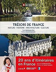 Trésors de France par Guillaume Evin
