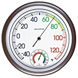 Best Acurite Outdoor Thermometers - AcuRite 02362 11-Inch Thermometer and Hygrometer Review