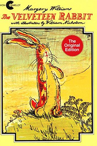 Book cover for The Velveteen Rabbit