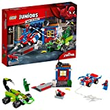 Lego Juniors 10754 - Großes Kräftemessen von Spider-Man und Skorpion, Konstruktionsspielzeug