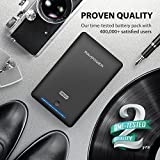 Power Bank RAVPower 16750mAh External Battery Pack Portable Charger with iSmart Technology for iPhone XR XS MAX, Galaxy S9 / S8 and more Mobile Phones - Black Bild 1