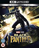 Black Panther [4K UHD] [Blu-ray] [2018] [Region Free]