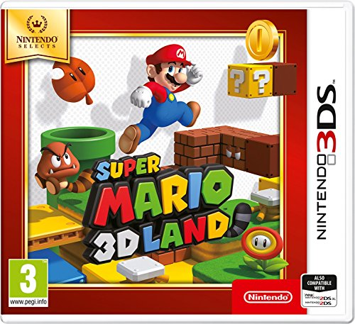 Nintendo Selects Super Mario 3D Land lowest price