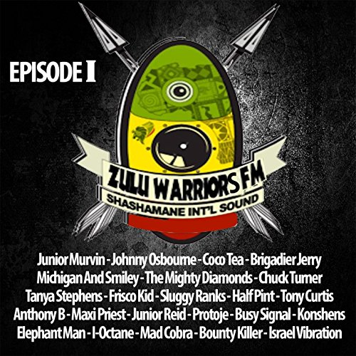 Zulu Warriors FM, Vol. 1 (Shas...