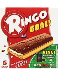 Pavesi Ringo Goal Latte - 168 gr