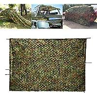 outerdo Tarnnetz Wüste Camo Netz für Camping Militär Jagd Shooting 6.6ft x 9ft