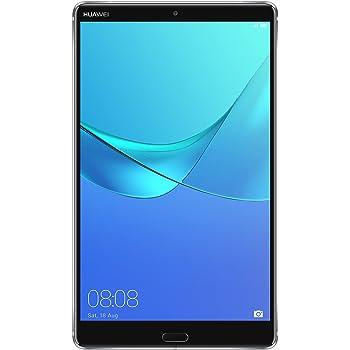 "Huawei Mediapad M5 8"" Tablet(Grey) - (Octa-Core Processor, 4 GB RAM, 32 GB eMMC,2K IPS Screen, Android 8.0)"