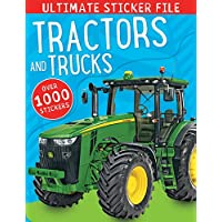 Ultimate Sticker File Tractors and Trucks