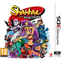 Shantae & The Pirate's Curse /3DS UK (Multilingue Italiano)