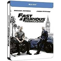 Fast & Furious : Hobbs & Shaw [Édition SteelBook]