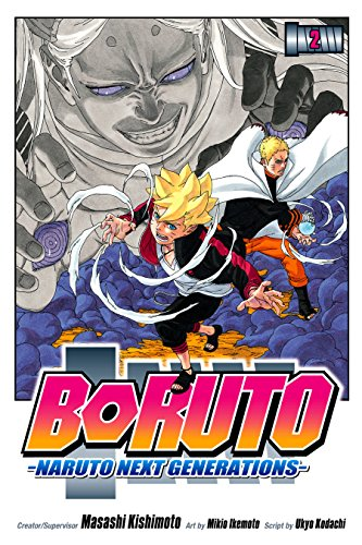 Boruto: Naruto Next Generations, Vol. 2: Stupid Old Man!! (English Edition)