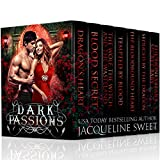 Dark Passions: a paranormal romance collection of vampires, shifters, and dragons