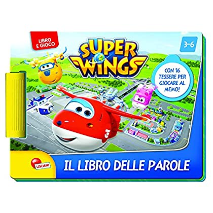 Imparo Le Parole. Super Wings. Librogioco Plus. Ediz. Illustrata
