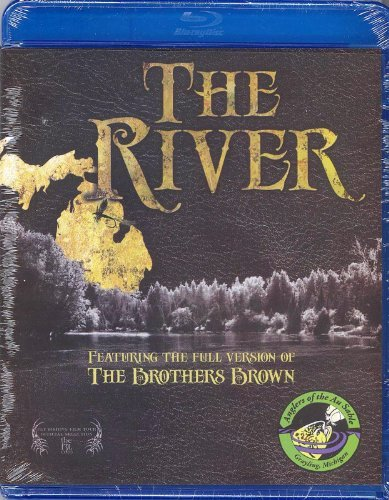 The River by Robert Thompson - BluRay Version (Au Sable River, Crawford county Michigan - 3 Hour - 3 Features Fly Fishing Movie/DVD) (Michigan Fishing)