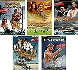 Die legendären TV-Vierteiler - Set (10 DVDs)
