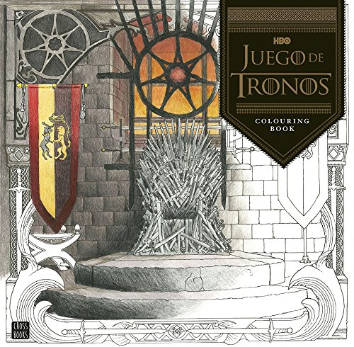 Juego de Tronos. Colouring book (Crossbooks) por HBO