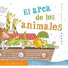 El arca de los animales (Mis Primeros Libros de Cartón)