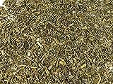 Chun Mee China Grüner Tee Naturideen® 100g (hochwertige lose Blätter, gerollt, goldgelbe Tassenfarbe, für den täglichen Genuss, süßlich & herb)