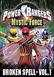 Power Rangers - Mystic Force - Vol.1 [DVD]