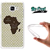 BeCool® Fun - Coque Etui Housse en GEL Flex Silicone TPU Samsung Galaxy A5 2016 , protège et s'adapte a la perfection a ton Smartphone, Casse Tête
