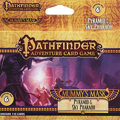 Pathfinder Mummy's Mask Adventure: Pyramid of the Sky Pharaoh