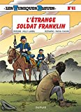 Les Tuniques Bleues - Tome 61 - L'étrange soldat Franklin - Format Kindle - 9782800183909 - 5,99 €