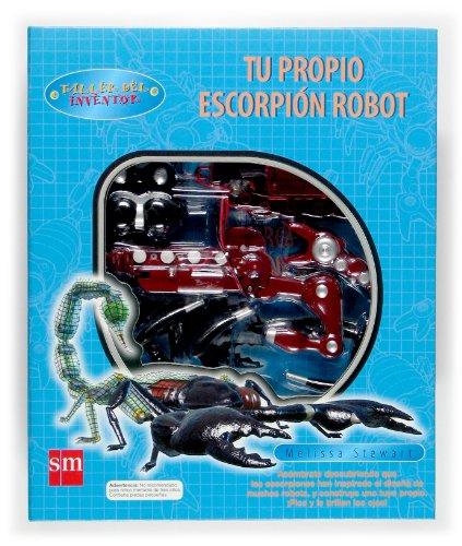Tu propio escorpión robot